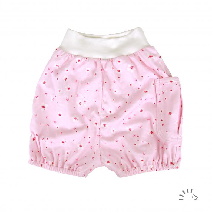 Pantaloni scurti din bumbac organic- Iobio Popolini- Milano [0]