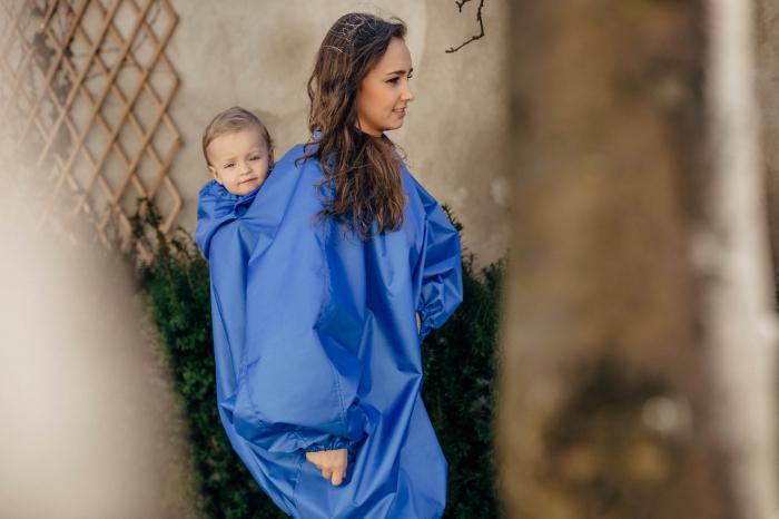 Pelerina de ploaie pentru babywearing -marime L/XL [7]