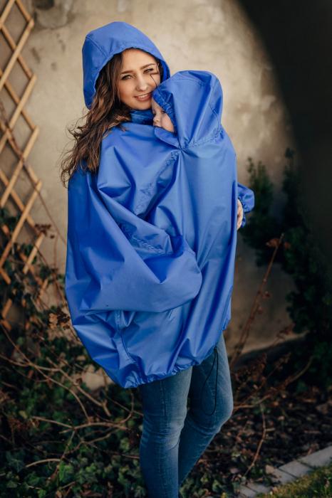 Pelerina de ploaie pentru babywearing -marime L/XL [1]