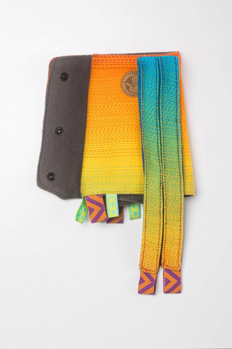 Protectii bretele LennyLamb - Rainbow Baby [5]