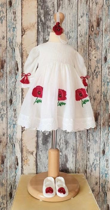 Rochie Sweet Poppies [0]