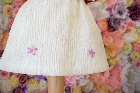 Rochita botez Sweet Blossom [2]