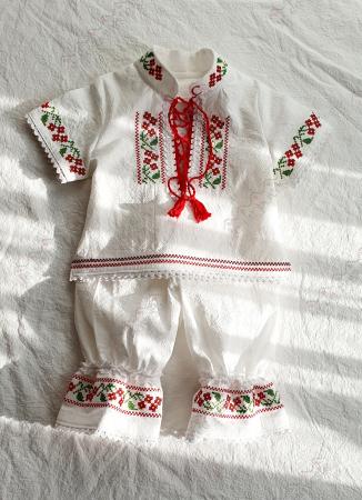 Costum traditional Vlad-Rosu [0]