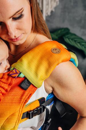 Protectii bretele LennyLamb - Rainbow Baby [1]