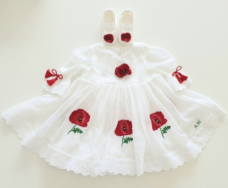 Rochie Sweet Poppies [1]