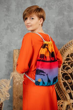 Rucsac Rainbow Safari LennyLamb [3]