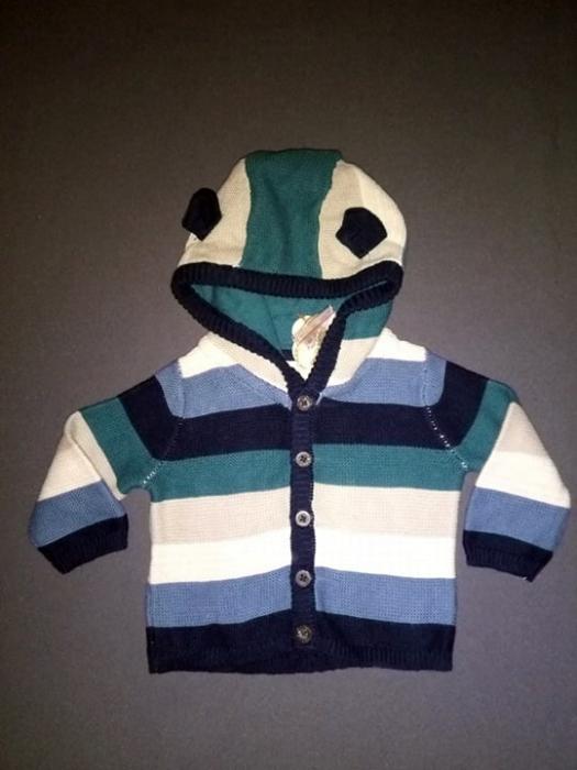 Cardigan tricotat 0-2 0
