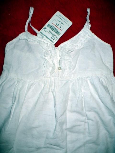 Bluza lunga Zaragirls 9-10 1