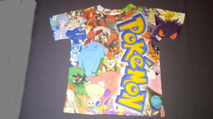 Tricou Pokemon 8-9 0