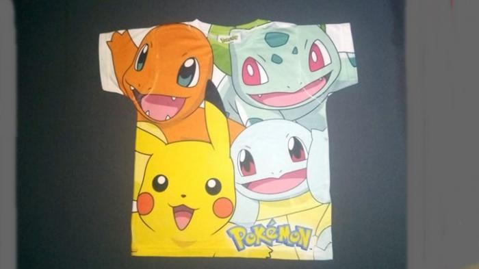 Tricou Pokemon 6-7 0