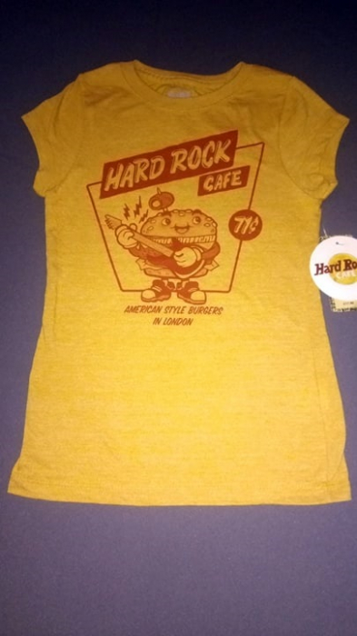 Tricou Hard Rock cafe 7-8 0