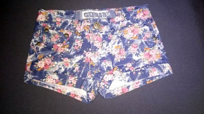 Pant.scurti New Generation 9 0