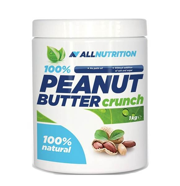 All Nutrition Peanut Butter 1 kg 0
