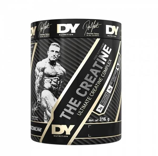 Dorian Yates Nutrition The Creatine 316 g 0