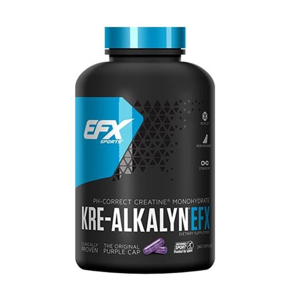 EFX Sports Kre-Alkalyn 240 Capsule 0