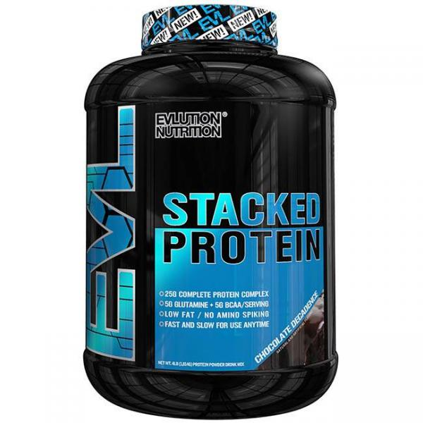 EVLution Nutrition Stacked Protein 1.82 kg 1