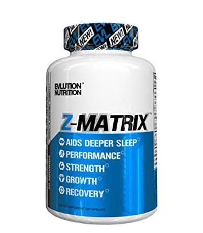 EVLution Nutrition z matrix 120 caps 0