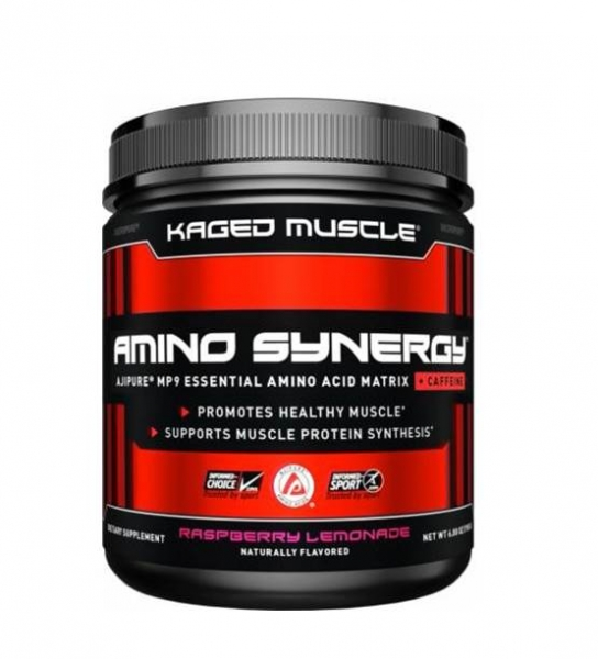 Kaged Muscle Amino Synergy 30 serv + Caffeine 0