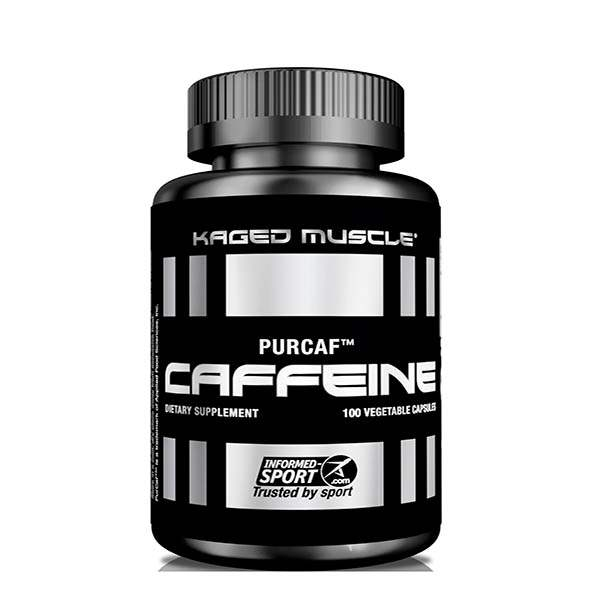 Kaged Muscle Caffeine 100 caps 0