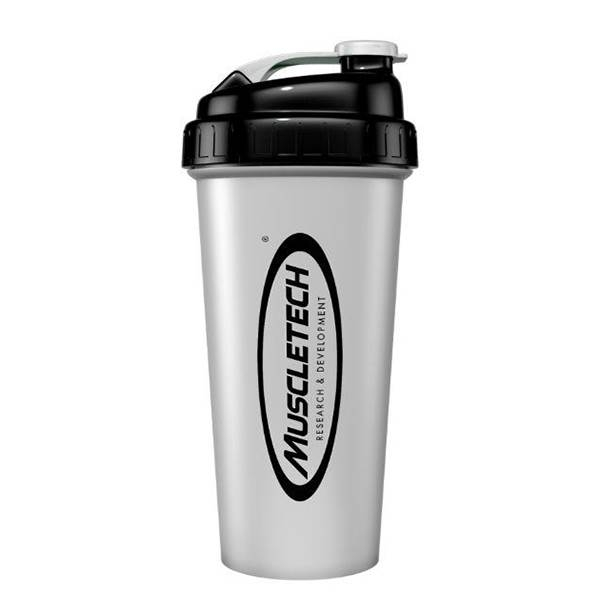 Muscletech Shaker Silver 700 ml 0