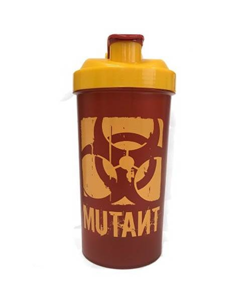 Mutant new official Shaker Red Yellow 1000 ml 0