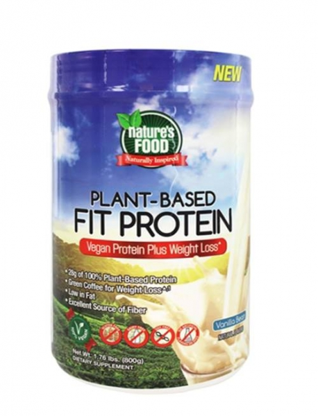 Nature's Food Plant Based Fit Protein 1.76 lb 800 grame 0