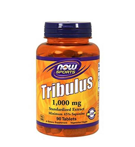 Now Foods Tribulus 1000 mg  90 tablets 0
