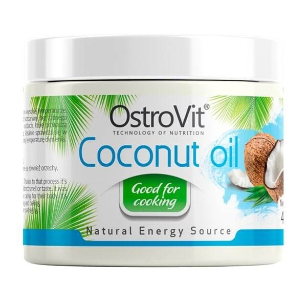 Ostrovit Coconut Oil 400 g 0