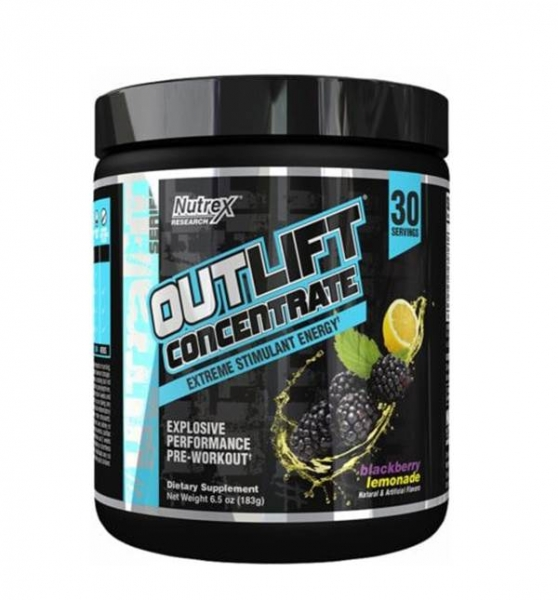 Prework-out Outlift Concentrate 30 serv 0