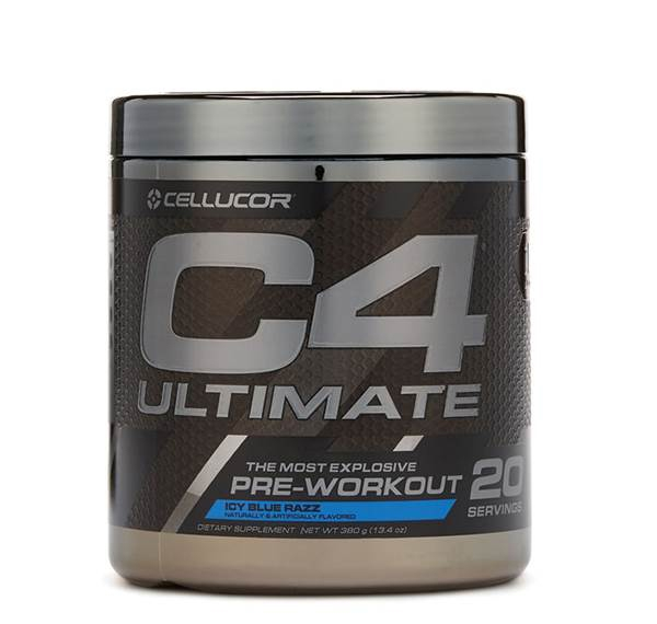Pre Workout Cellucor C4 Ultimate 440 g 0