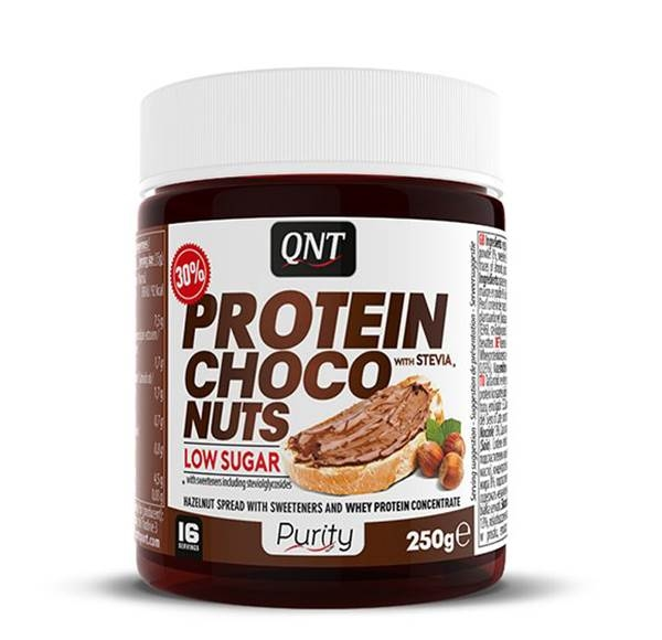 QNT Protein Choco Nuts 250 g 0