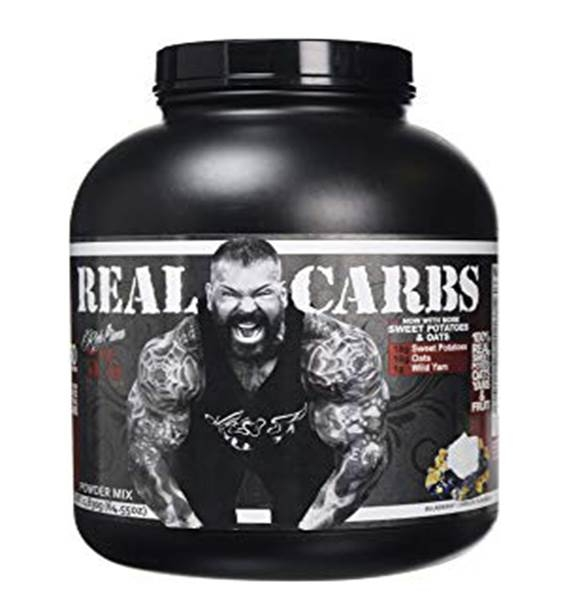 Rich Piana 5% Real Carbs 1.8 kg 60 portii 0