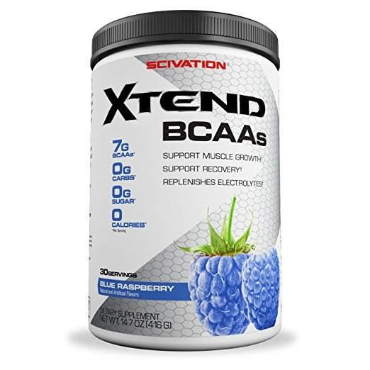 Scivation Xtend BCAAs 30 Servs 0