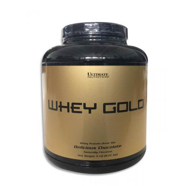 Ultimate Nutrition Whey Gold 2.27 kg 0