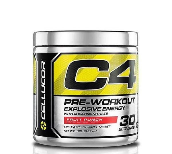 Cellucore C4 Pre Workout 30 serv 195g 0