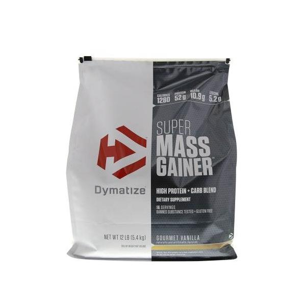Dymatize SUPER MASS GAINER BAG 12 Lb 5.2 kg 0