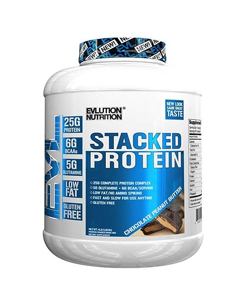 EVLution Nutrition Stacked Protein 1.82 kg 0