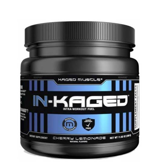 Kaged Muscle In Kaged BCAA 20 serv 0