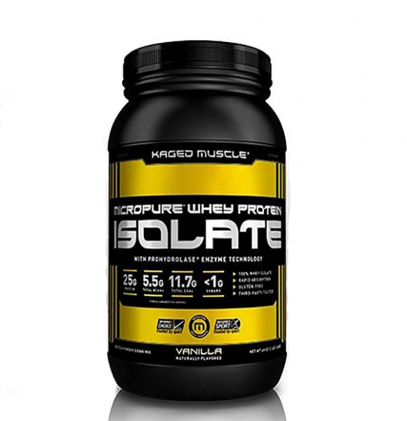 Kaged Muscle Micropure Whey Protein Isolate 0