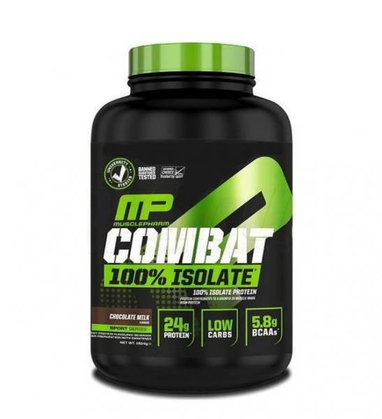 MusclePharm Combat Isolate eu 4lb 1.8 kg 0