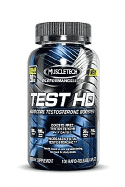 Muscletech Test HD 90 caps 90 serv 0