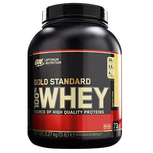 Optimum Nutrition 100% Whey Gold Standard 2.3 kg 0