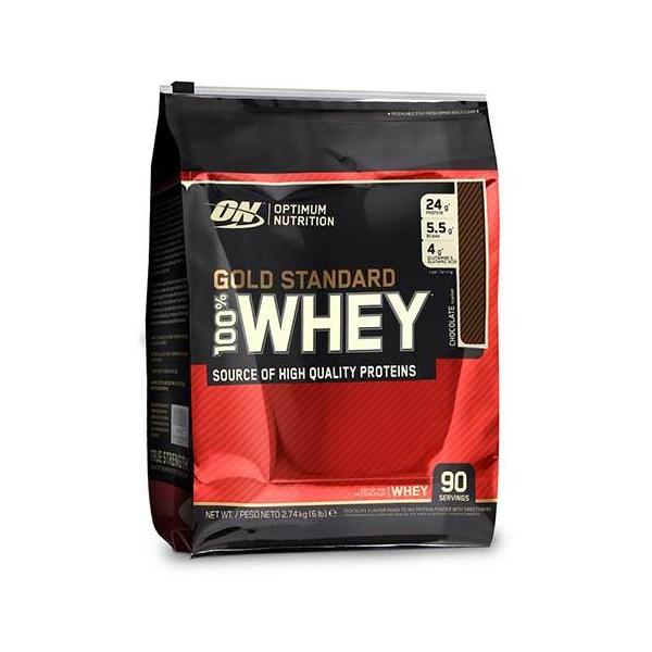 ON Whey GOLD Standard 100% 2740g 2.74Kg 0