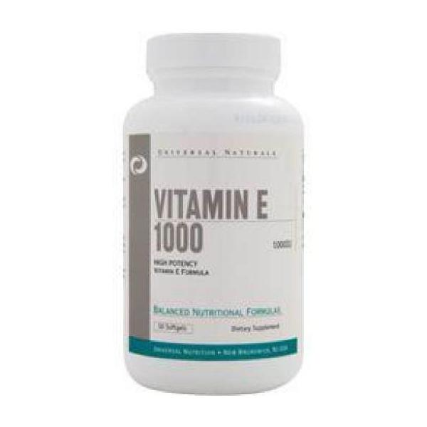 Universal Vitamina E 1000  50 softgels 0