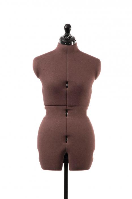 Manechin Croitorie Reglabil Femei 8 Parti Olivia cu Prelungire Pantalon S (32-42) 4