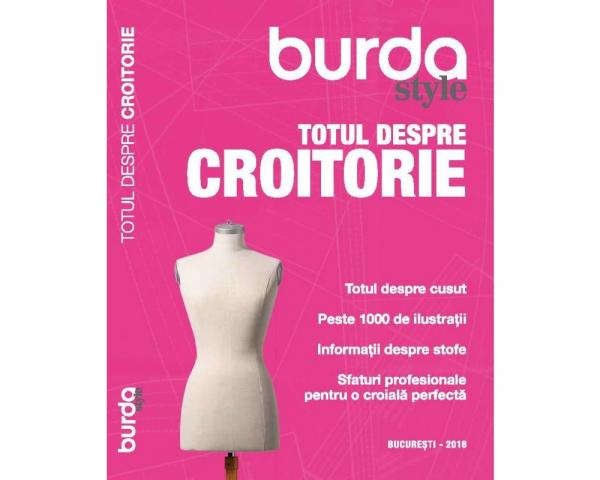 Carte Burda Style Totul Despre Croitorie 0
