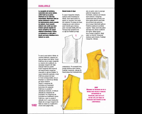 Carte Burda Style Totul Despre Croitorie 4