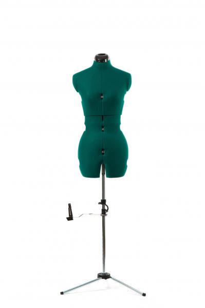 Manechin de Croitorie Reglabil Femei 8 Parti cu Prelungire Pantalon (M) 5