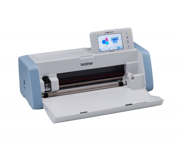 "Masina ScanNCut Brother SDX1000, scaner 600dpi, modul WiFi, ecran TFT color 5"" 1"