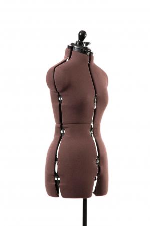 Manechin Croitorie Reglabil Femei 8 Parti Olivia cu Prelungire Pantalon S (32-42)1